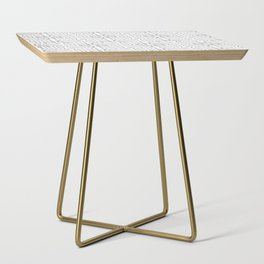 weapons of mass creation Side Table