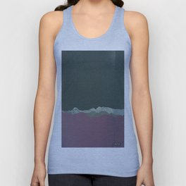 SURFACE #4 // CASTLE Unisex Tank Top