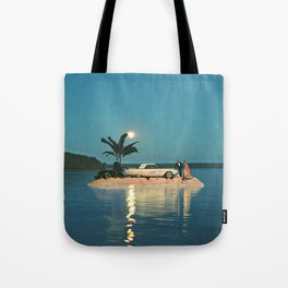The Reason to Stay Outside Tote Bag