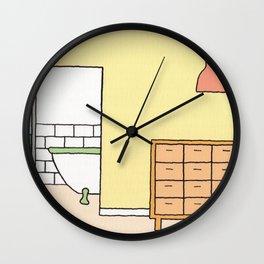 My Room2 Wall Clock