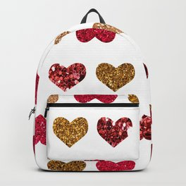 Heart of Gold Backpack