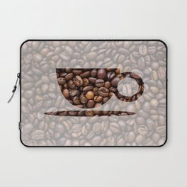 Coffee Laptop Sleeve