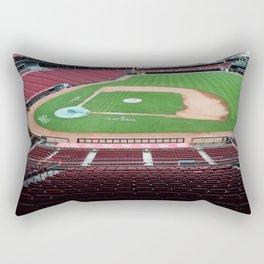 Reds Ballpark Rectangular Pillow