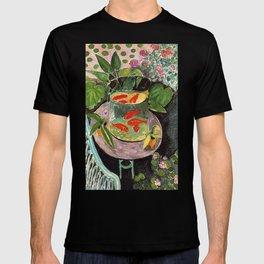 Henri Matisse Goldfish 1911, Goldfishes Artwork, Men, Women, Youth T-shirt