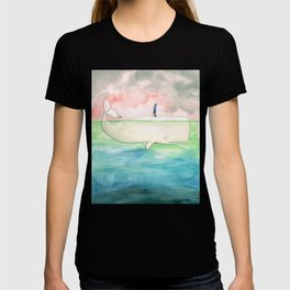 Just the Two of Us; or, The Whale T-shirt