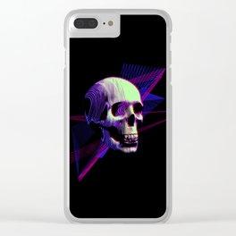 Mystified Clear iPhone Case