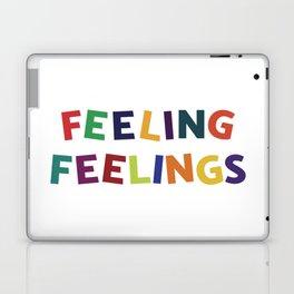 Feeling Feelings Laptop & iPad Skin