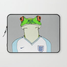 Football Frog Laptop Sleeve