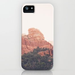 Sunrise in Sedona iPhone Case