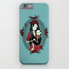 Skeleton Mother & Child - Dia de los Muertos iPhone 6s Slim Case