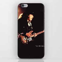 Stevie Ray Vaughan - Graphic 3 iPhone Skin