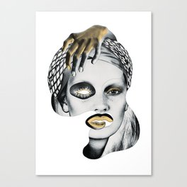 The Anthropologist Canvas Print
