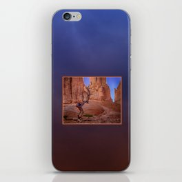 Tree in Bryce Canyon iPhone Skin