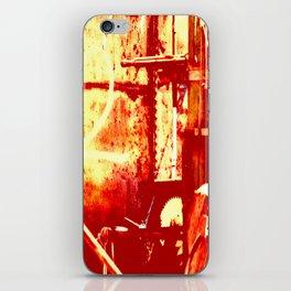 -2- iPhone Skin
