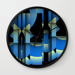 New Order Wall Clock