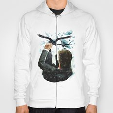 Falling To The Crows Hoody
