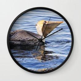 Mouthful OF Fish Wall Clock