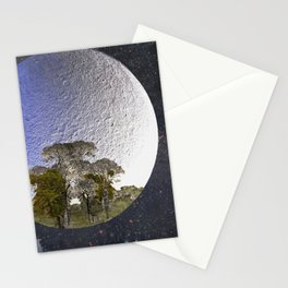 'Faint indeterminate glimpses... Stationery Cards