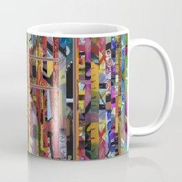 Stripped Coffee Mug