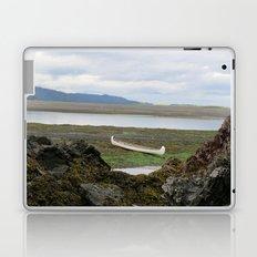 Abandoned :: A Lone Canoe Laptop & iPad Skin