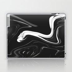 b&w blend Laptop & iPad Skin