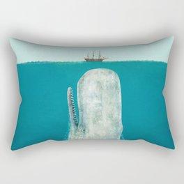 The Whale Rectangular Pillow