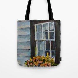 Summer Window Tote Bag