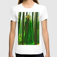 china T-shirts featuring China  by Saundra Myles