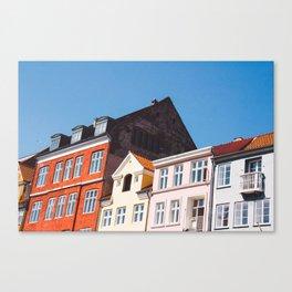 Nyhavn Canvas Print