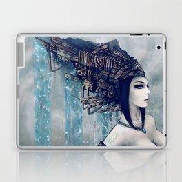 Zodiac Sign: Aquarius Laptop & iPad Skin
