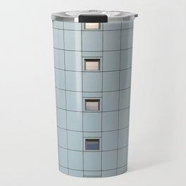 modern architecture  - windows Travel Mug