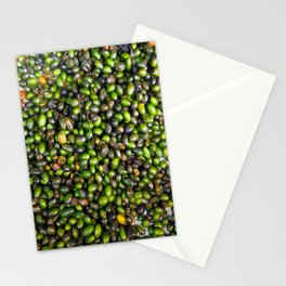 Habaneros en Paloquemao Stationery Cards