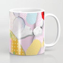 Pink Cactus Mexico Lindo Coffee Mug