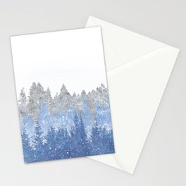Study in Solitude Stationery Cards