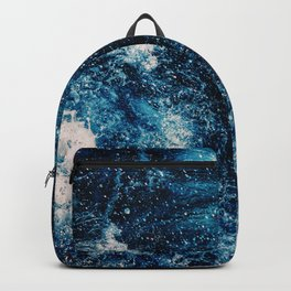 Mirrored Waves Backpack