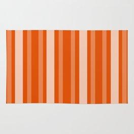 Persimmon Victorian Lady Stripe Rug