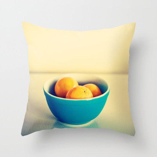 Fruit II  Throw Pillow