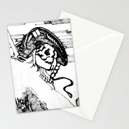 Ankou Stationery Cards