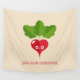 You Look Radishing Wall Tapestry