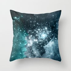 Shot At The Night Throw Pillow