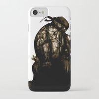 leonardo iPhone & iPod Cases featuring Leonardo by superdaimos