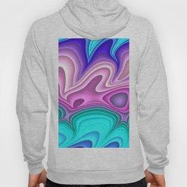 Abstract loops 4A Hoody