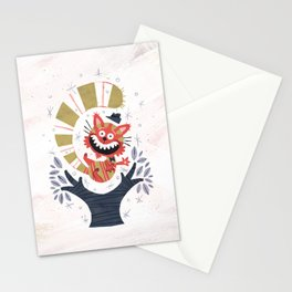 Cheshire Cat - Alice in Wonderland Stationery Cards