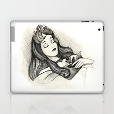 Sleeping Beauty Laptop & iPad Skin