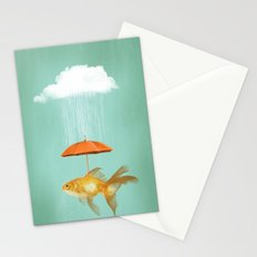 Fish Cover II Stationery Cards