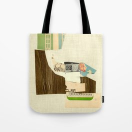 exponential function Tote Bag