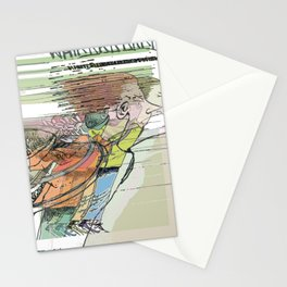Uma Thurman Kill Bill Stationery Cards
