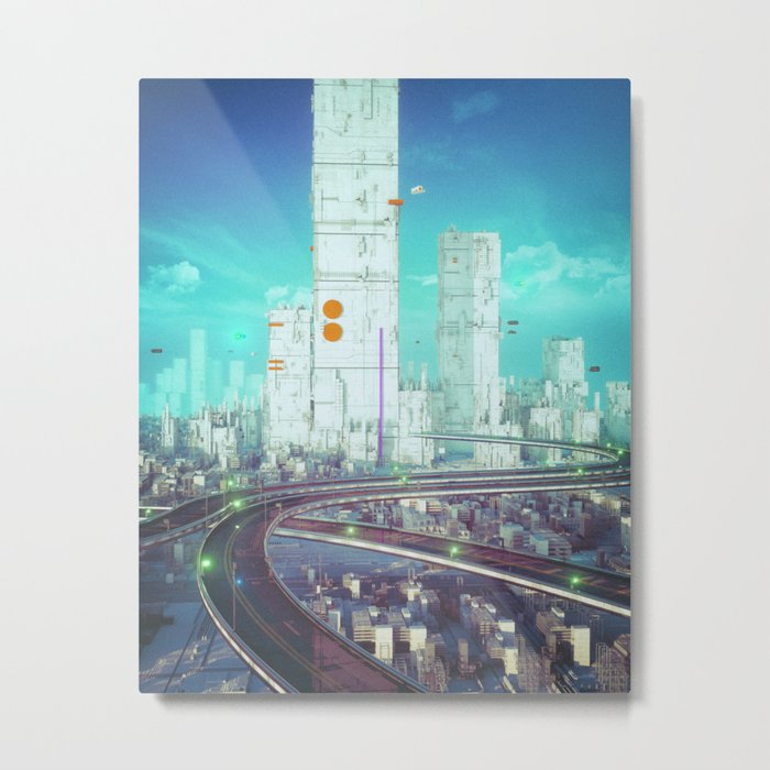 REBUILD (everyday 08.20.16) Metal Print