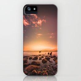 I dream of you iPhone Case