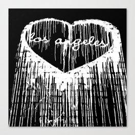 I Heart L.A. Canvas Print